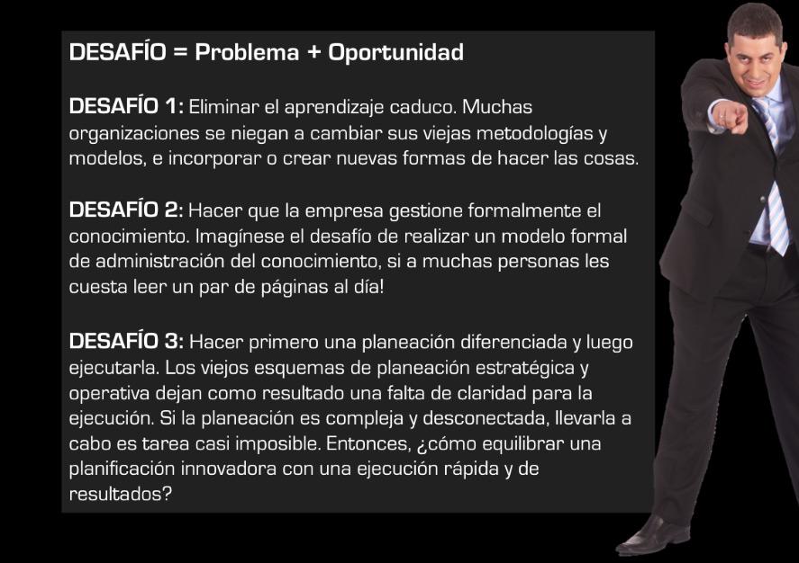 Desafio estrategia Ecuador