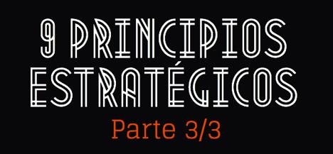 9 principios estrategicos